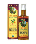 Badger Aromatherapy Massage Oil