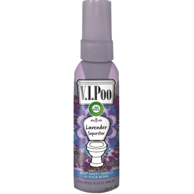 Air Wick V.I.POO Toilet Perfume Lavender Superstar
