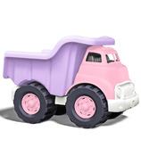 Green Toys Dump Truck Pink
