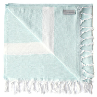 Stray & Wander Yara Turkish Towel Mint