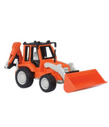 Driven Backhoe Loader