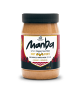 Manba Creamy Hot Spicy Peanut Butter