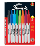 Sharpie Retractable Marker Set