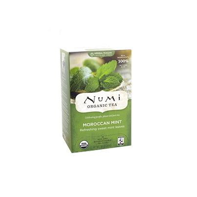 Moroccan mint tea bags