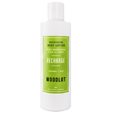 Woodlot Recharge Body Lotion