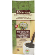Teeccino Caffeine Free Dark Roast Herbal Coffee