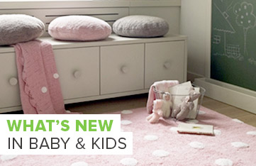 Shop What's New in Baby & Kids