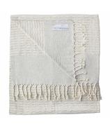 Stray & Wander Coastal Towel Silver Grey