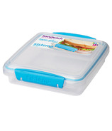 Sistema Sandwich Box To Go Blue