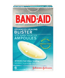 Band-Aid Advanced Healing Blister