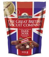 Waterbridge Great British Biscuit Company Dark Chocolate Mini Fingers