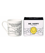 Mr. Men & Little Miss Mr. Happy Mug