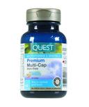Quest Premium Multi-Cap Iron-Free Multivitamins & Minerals