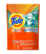 Tide PODS Plus Febreze Odor Defence Laundry Detergent Pacs Botanical Rain