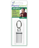 PharmaSystems Pill Tote Key Ring