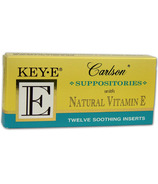 Carlson Key-E Vitamin E Suppostories