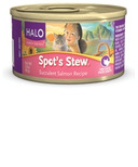 Halo Spot's Stew For Cats Succulent Salmon Recipe