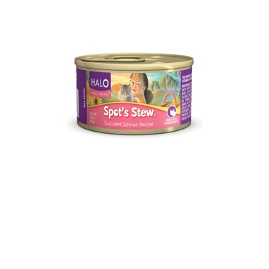Halo Spot\'s Stew For Cats Succulent Salmon Recipe