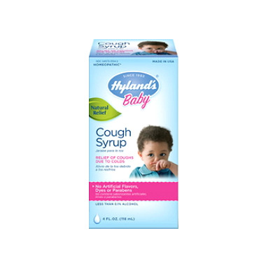 Hyland\'s Baby Cough Syrup