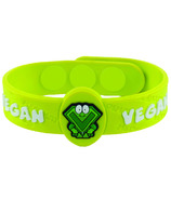 Allermates Dietary Awarness Wristband for Vegans