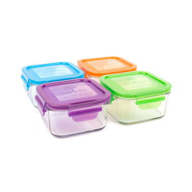 Wean Green Lunch Cubes Garden Pack