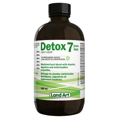 Land Art Detox Liquid