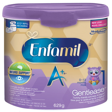 Enfamil Gentlease A+ Powder Tub