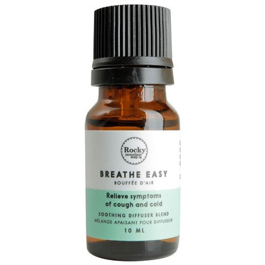 Rocky Mountain Soap Co. Breathe Easy Soothing Diffuser Blend