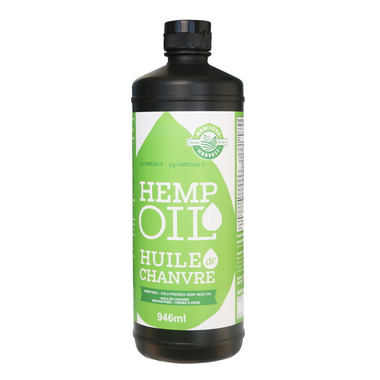 Manitoba Harvest Hemp Oil