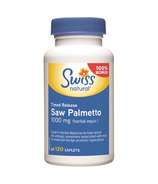 Swiss Natural Timed Release Saw Palmetto