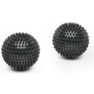 Halfmoon Massage Balls Charcoal