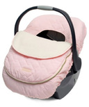 JJ Cole Car Seat Cover Pink