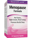 Webber Naturals FemmeCalm Menopause Formula