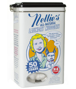Nellie's All-Natural Laundry Nuggets Tin