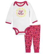 Skip Hop Baby Says Long Sleeve Bodysuit & Pants Rise & Shine