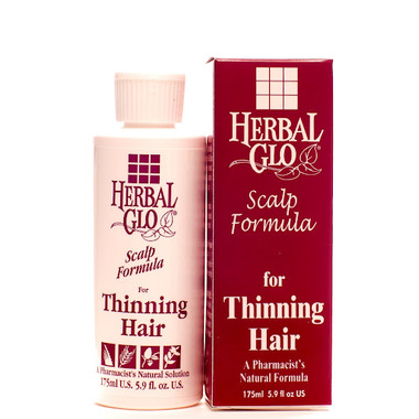 Herbal Glo Scalp Formula For Thinning Hair