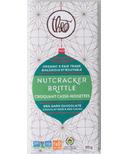 Theo Organic & Fair Trade Nutcracker Brittle Dark Chocolate