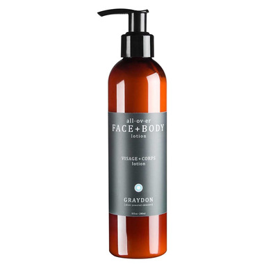 Graydon All Over Face & Body Lotion