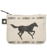 Danica Studio Zip Pouch Large Saddle Up