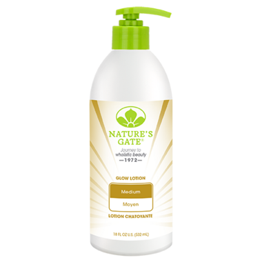 Nature\'s Gate Glow Lotion