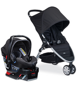 Britax B-Agile/B-Safe 35 Elite Travel System Domino