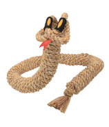Mammoth Large 42 Inch SnakeBiter Rope Dog Toy