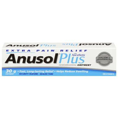 Anusol Plus Extra Pain Relief Ointment