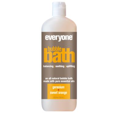 Everyone Bubble Bath Geranium + Sweet Orange