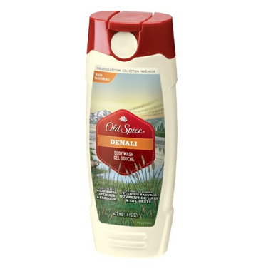 Old Spice Fresh Collection Denali Body Wash