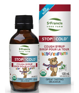 St. Francis Herb Farm STOPITCOLD Cough Syrup for Kids
