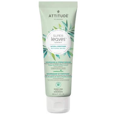ATTITUDE Super Leaves Natural Conditioner Nourishing & Strengthening