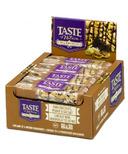 Taste of Nature Organic Protein Bars Dark Chocolate, Peanut & Sea Salt