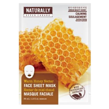 Naturally Upper Canada Honey Face Mask