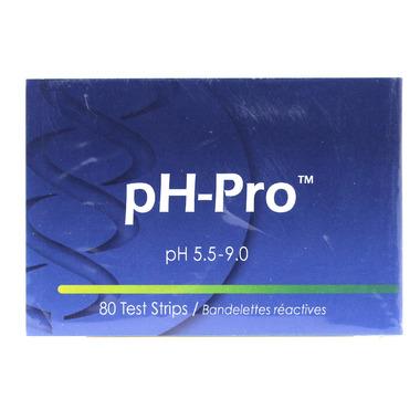 CanPrev pH-Pro Test Strip Booklet
